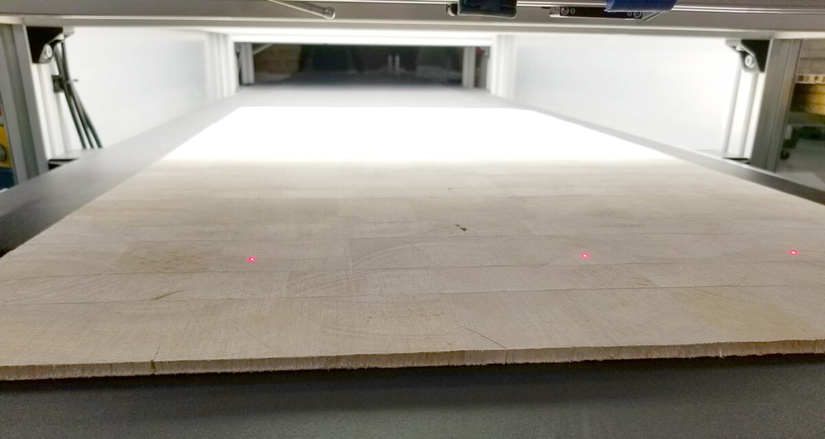 balsa wood dimensioning