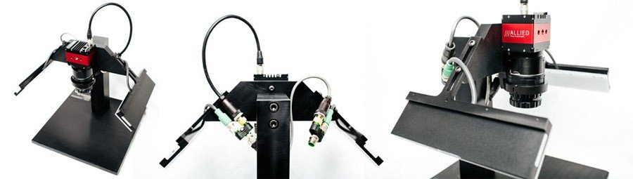 small parts inspection system